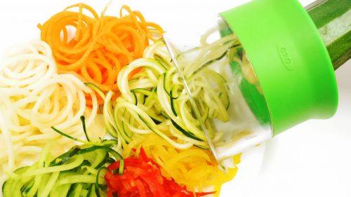 野菜なのにヌードル♡低カロリーなのに栄養満点なベジヌードルで楽々ダイエット♪