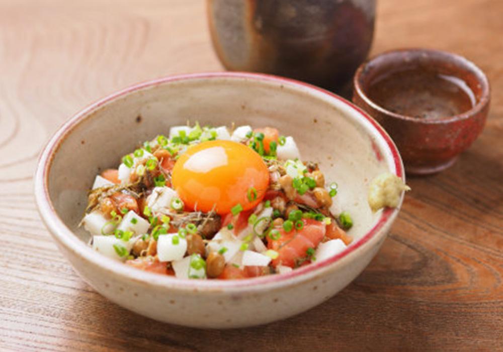 『毎日納豆!』混ぜるだけの簡単日替わり納豆レシピ31日分