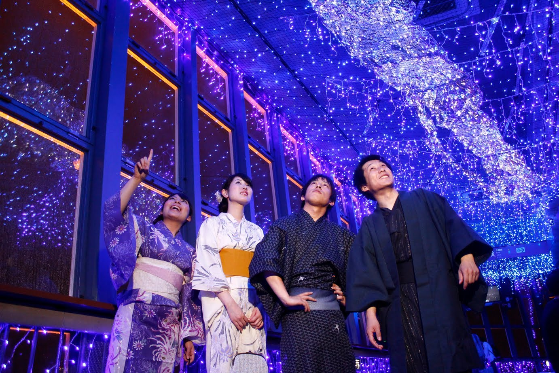 【東京タワー今年も開催】絶景!天の川イルミネーション♡
