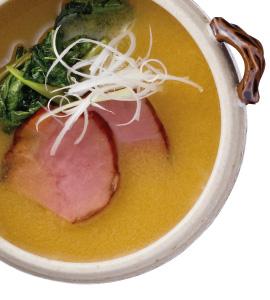 【毎日みそしる】空心菜と焼き豚のみそ汁と元気になるレシピ2品