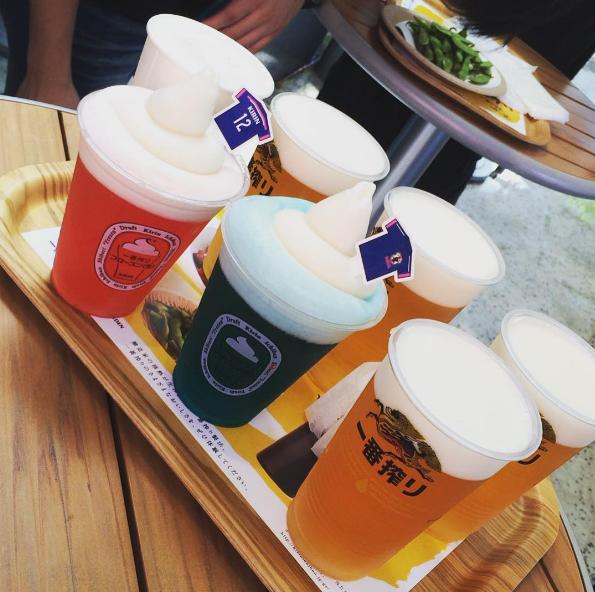 【東京・大阪】夏のビアガーデン「キリン一番搾りガーデン」がOPEN!47都道府県の味が楽しめるビール天国♡