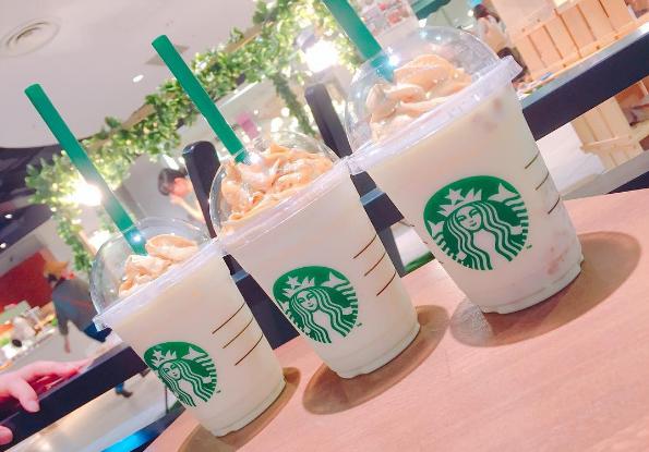 【スタバ】6/1発売!「ベイクドチーズケーキフラペチーノ」のおすすめカスタマイズ♡