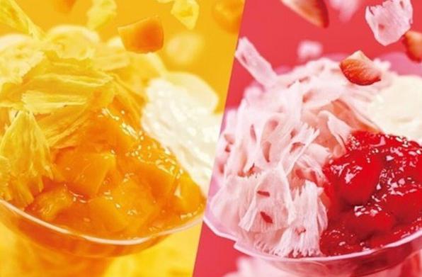 【ミスド】食感ふわふわ♡果肉がとろとろ♡コットンスノーキャンディ発売!