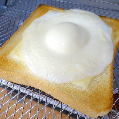 目玉焼きトーストではありません!twitterで人気のウラワザ&B級めちゃうまレシピ♡