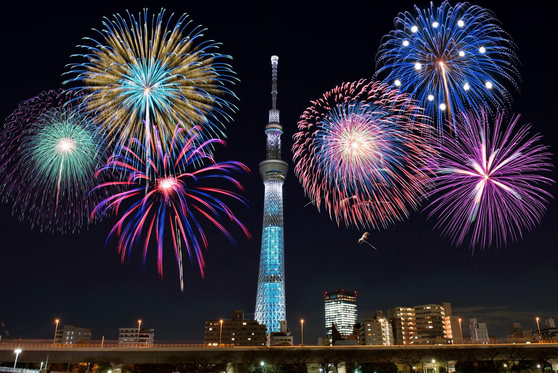 【2016年】花火大会日程&おすすめ穴場スポット~関東編~