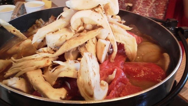 食べ放題なのに近江牛と松茸が食べられる!滋賀県「魚松」であばれ食い