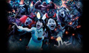 【USJ】ハロウィンホラーナイト♡あの大ヒットホラー映画「インシディアス」とコラボ!!