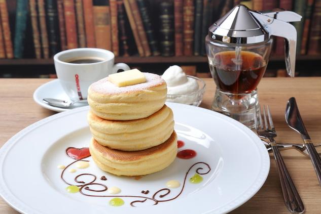 太りづらいパンケーキ!?深夜まで開いてる『cafe&sweetsbar Better』