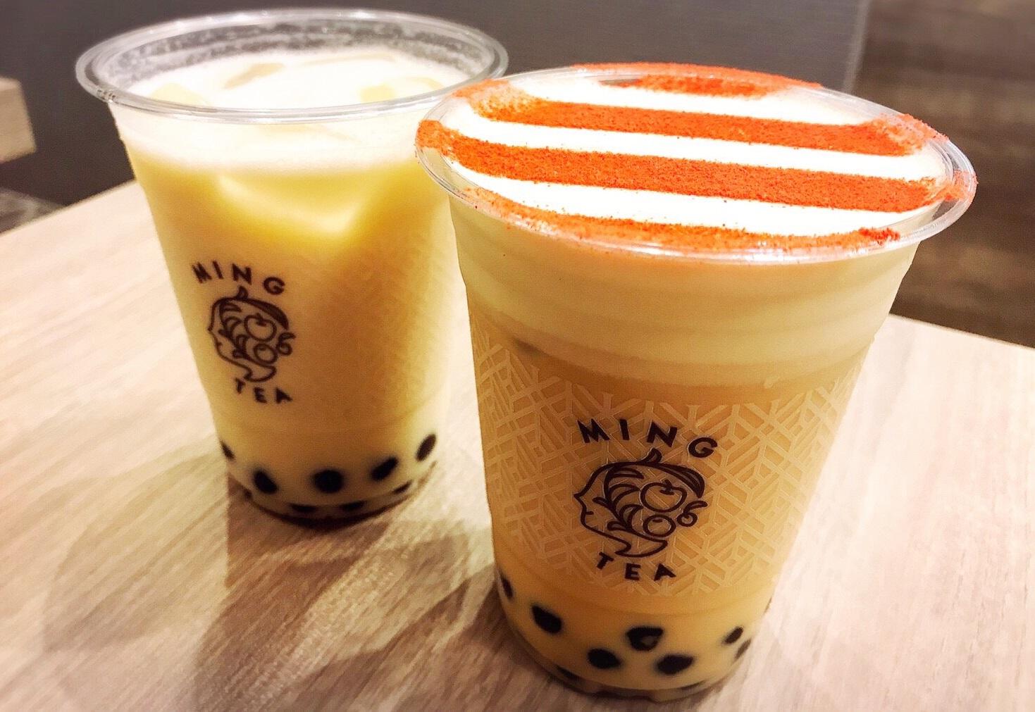内装もこだわった落ち着ける店内♡本格台湾茶専門店「MINGTEA」