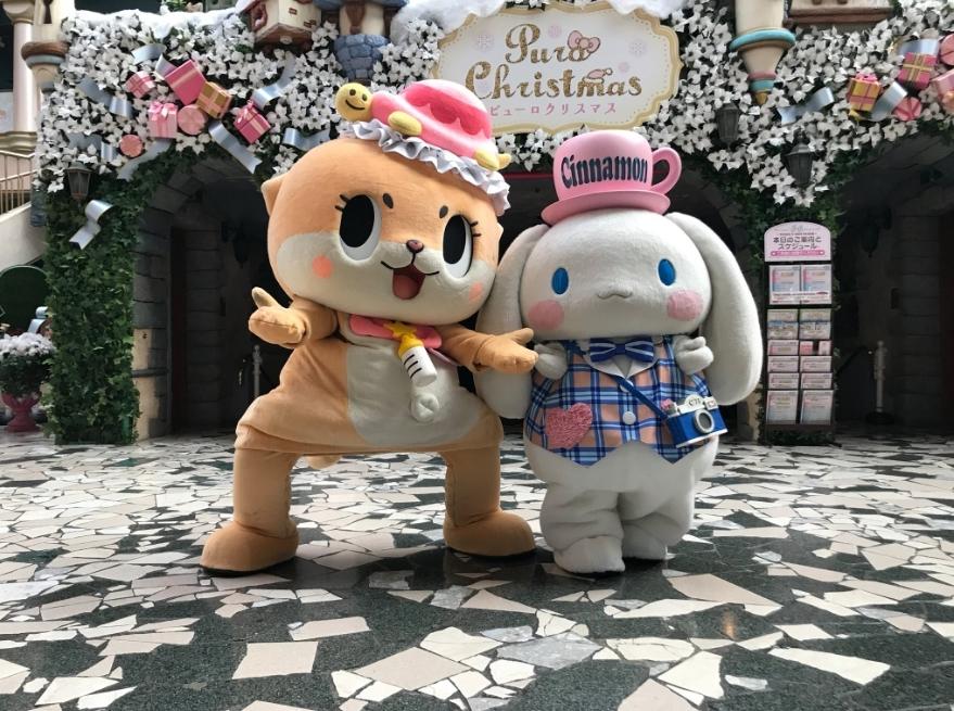 あの「ちぃたん☆」がサンリオピューロランドのパレードに登場!?