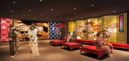関西最大級温泉型テーマパークが大阪にオープン!安土桃山時代の町がタイムスリップ