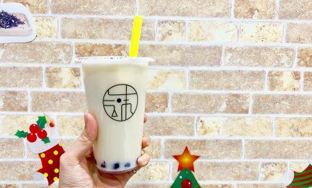 "【大阪・タピオカ専門店】珍しい白桃ウーロンミルクティーがある""沫茶Mocha"""