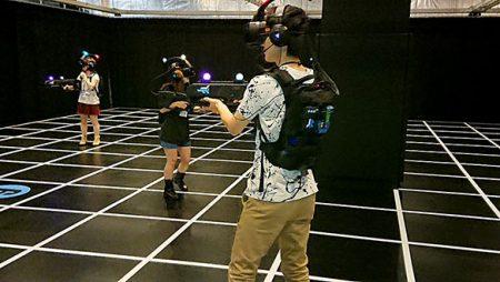 """【2019 最新】""""VR体験""""を関西で楽しめる場所を紹介!"""