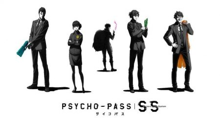 アニメ『PSYCHO-PASS サイコパス』シリーズの新作映画の公開が決定!