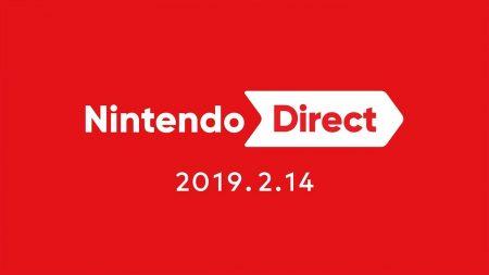 【Nintendo Direct 2019.2.14】任天堂から発表された発売予定のソフトリストをまとめました。