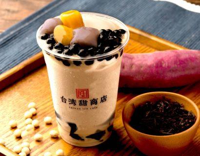 生タピオカ専門店「台湾甜商店(taiwan ten cafe)」が千葉・大阪にオープン!
